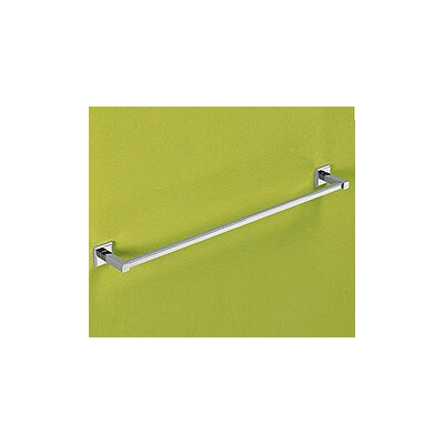 "Gedy by Nameeks Colorado 24"" Towel Bar in Chrome"