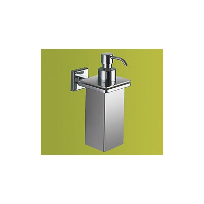 Gedy by Nameeks Colorado Soap Dispenser with Stainless Steel Container