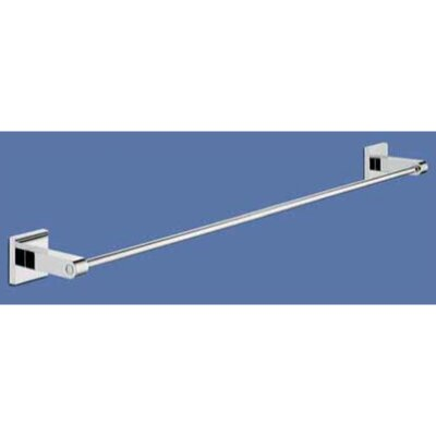 "Gedy by Nameeks New Jersey 24.65"" Wall Mounted Towel Bar"