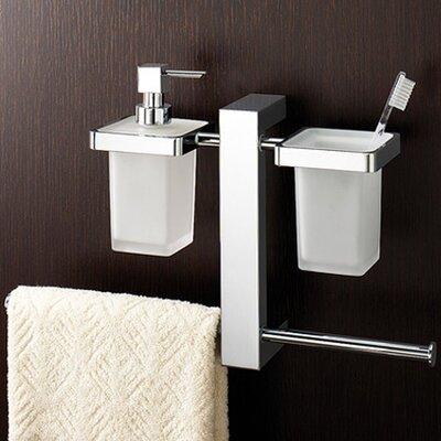 Gedy by Nameeks Bridge Wall Mounted Bathroom Butler