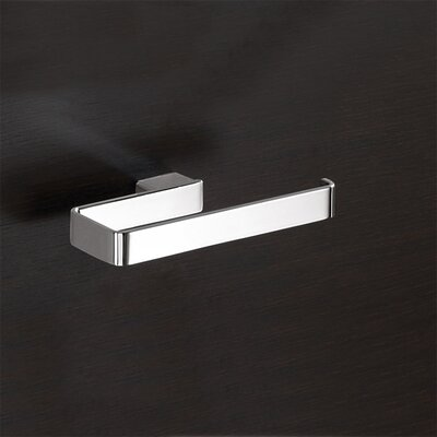 Gedy by Nameeks Lounge Towel Ring in Chrome