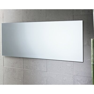 "Gedy by Nameeks Planet 15.7"" H x 39.4"" W Vanity Mirror"
