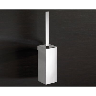 Gedy by Nameeks Lounge Wall Mounted Toilet Brush Holder