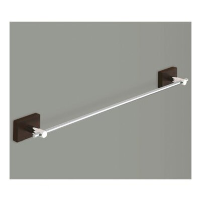"Gedy by Nameeks Minnesota 17.9"" Wall Mounted Towel Bar"