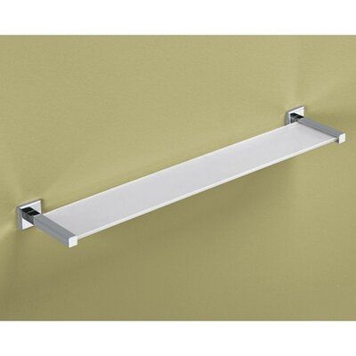 "Gedy by Nameeks Colorado 24.1"" x 1.5"" Bathroom Shelf"