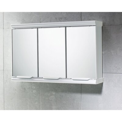 "Gedy by Nameeks Princess 23"" x 15"" Surface Mounted Medicine Cabinet"