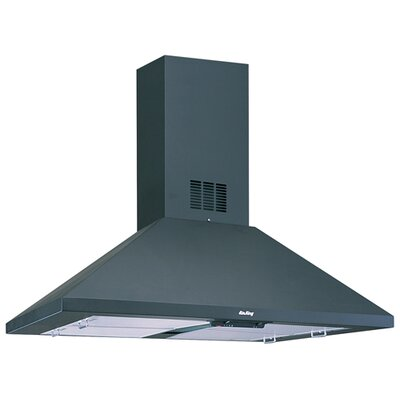 Alicante Chimney Style Island Mount Range Hood