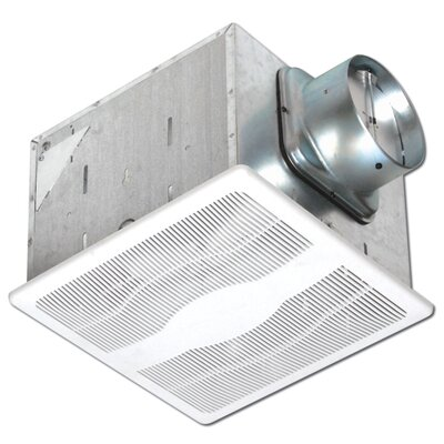 Dual Speed 130 CFM Energy Star Exhaust Bath Fan
