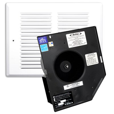 80 CFM Energy Star Quiet Exhaust Bathroom Fan