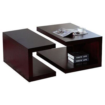 Beverly Hills Furniture Jengo Coffee Table