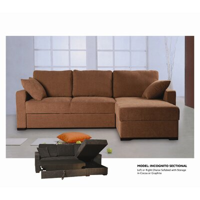 Hokku Designs Incognito Sectional