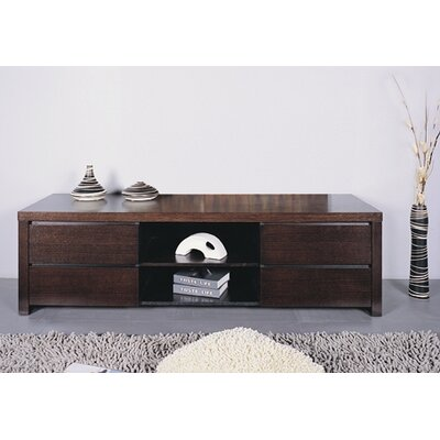 """Beverly Hills Furniture Milano 71"""" TV Stand"""