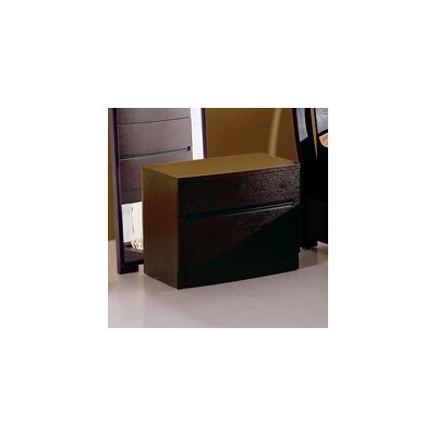 Beverly Hills Furniture Maya 2 Drawer Nightstand