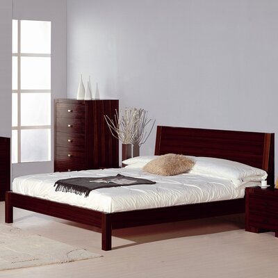 Hokku Designs Alpha Platform Bedroom Collection