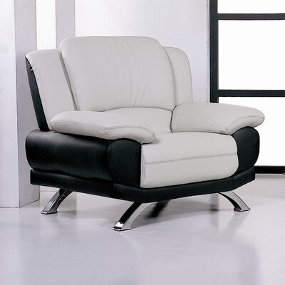 Caelyn Leather Chair