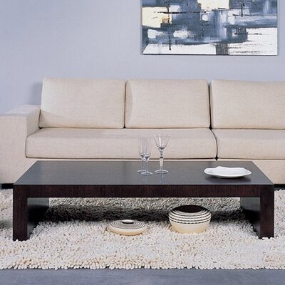 Beverly Hills Furniture Recluse Coffee Table