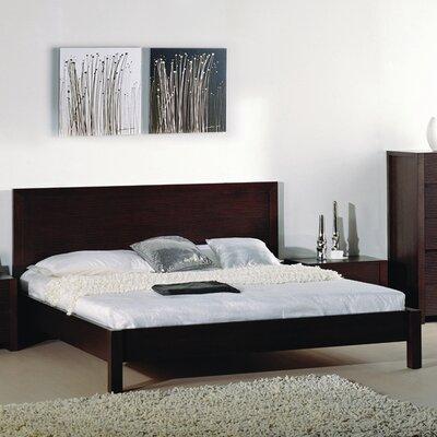 Beverly Hills Furniture Etch Platform Bedroom Collection