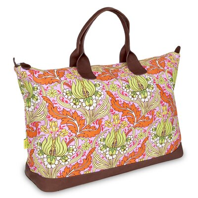 Amy Butler Meris Cotton Gym Duffel