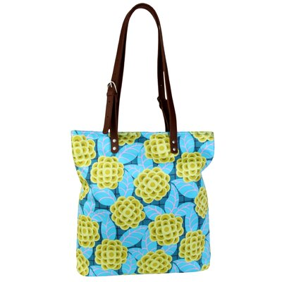 Amy Butler Blue Imperial Carmen Tote Bag