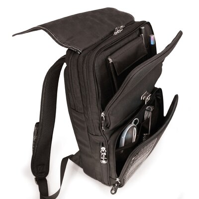 Mobile Edge Women's Onyx Backpack in Black