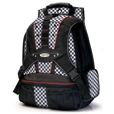 "Mobile Edge 17.3"" Premium Backpack TrackPak"