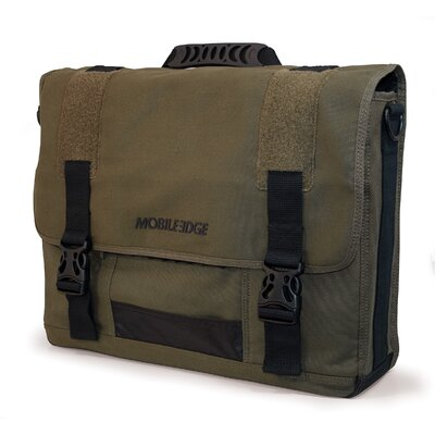 Mobile Edge Eco-Friendly Laptop Messenger