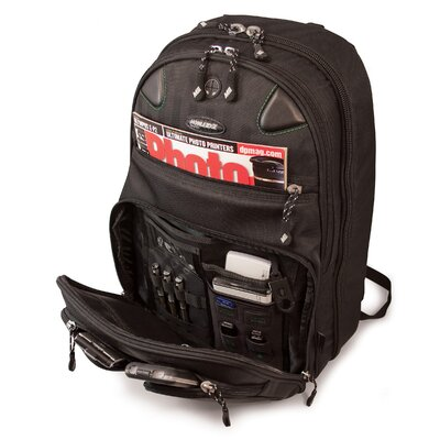 Mobile Edge ScanFast 2.0 Backpack in Black