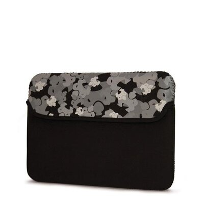 SUMO Camo Neoprene Sleeve in Black