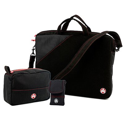 Mobile Edge SUMO Pant Pocket Bundle for Mac Computer