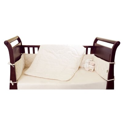 Natura Organic 3 Piece Crib Bedding Set