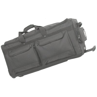 Deluxe 2-Wheeled Travel Duffel