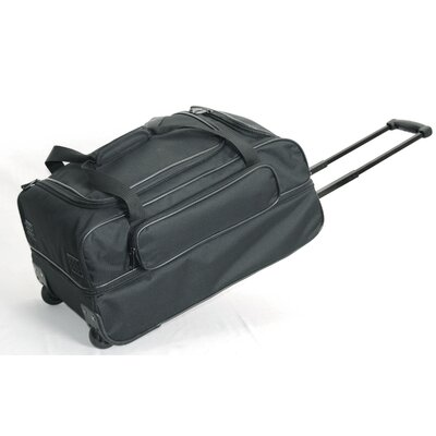 "Netpack 22"" 2-Wheeled Light Travel Duffel"