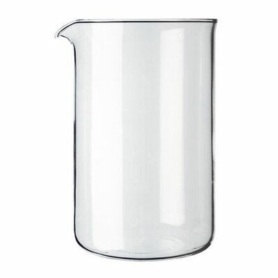 Bodum Spare Glass French Press 17 oz. Replacement Carafe