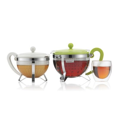 Bodum Chambor Teapot with Removable Infuser