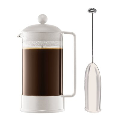 Bodum Brazil Classic 8 Cup French Press Coffee Maker
