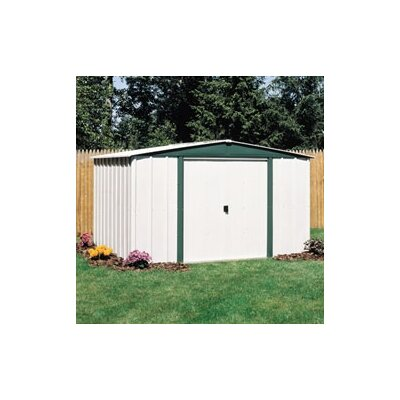 Arrow Hamlet  Steel Storage Shed
