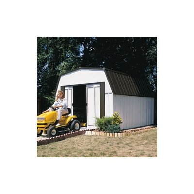 Arrow Estator  Steel Storage shed