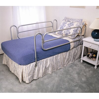 Carex Home Style Bed Rails