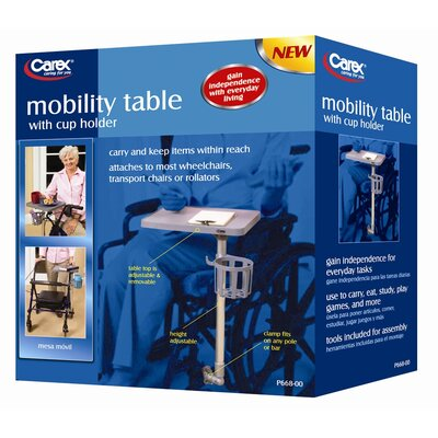 Carex Mobility Table