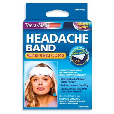 Carex Thera Med Headache Band