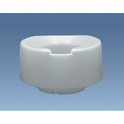 Contoured Tall-Ette Raised Toilet Seat