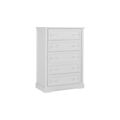 Europa Baby Andover 5-Drawer Dresser