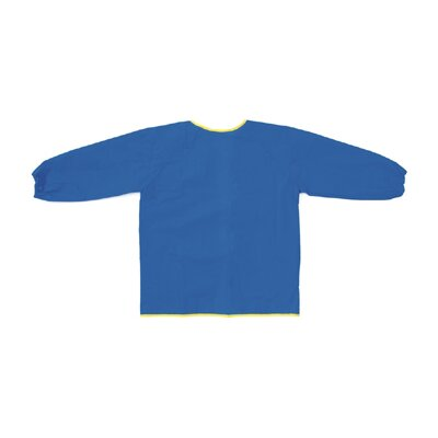 Chenille Kraft Company Long Sleeve Art Smock Blue