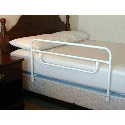 mobility transfer systems one side security bed rail reviews wayfair. Black Bedroom Furniture Sets. Home Design Ideas