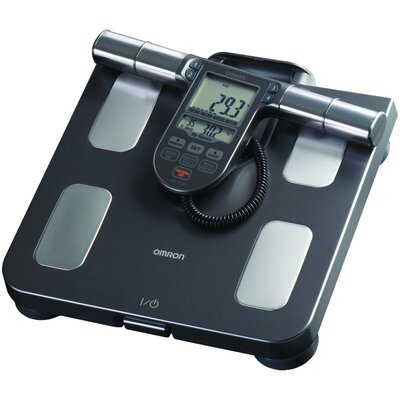 Omron Healthcare Full-Body Sensor Composition Monitor and Scale