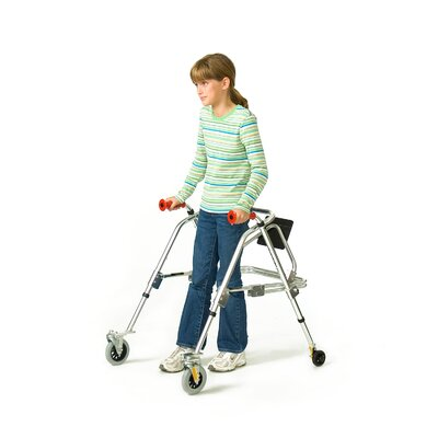Rear Legs with Wheels for Pre-adolescent Walker