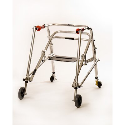 Rear Legs with Wheels for Adolescent's Walker