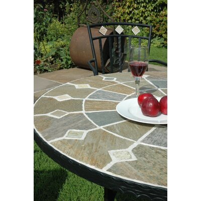 Europa Leisure Alicante Round Stone Dining Set