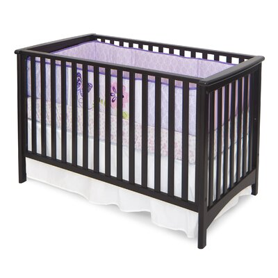 Child Craft London Stationary 2-in-1 Convertible Crib