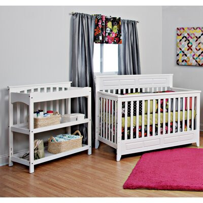 Child Craft Logan 2-in-1 Convertible Crib Set